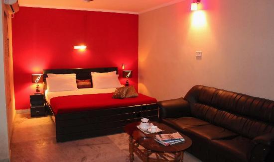 The New Casablanca (TNC): Executive Room