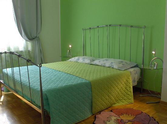 Le Ortensie di via Rossetti: Matrimoniale Verde