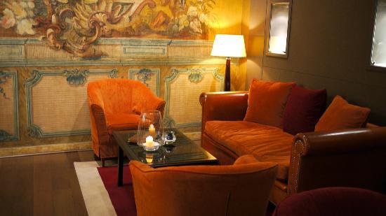 โรงแรมเบอรินี บริสตอล: Lobby