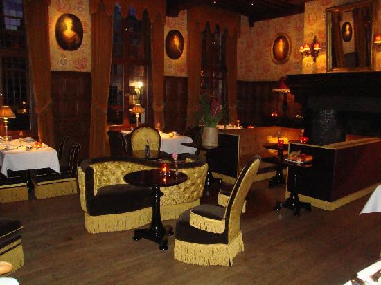 Hotel de Orangerie: Breakfast/ Lounge