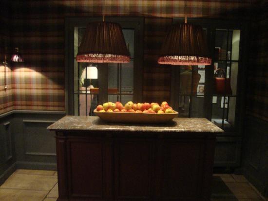 Hotel de Orangerie: cosy