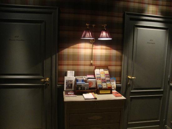 Hotel de Orangerie: Information