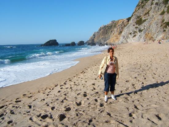 Adraga Beach : spiaggia di Adraga