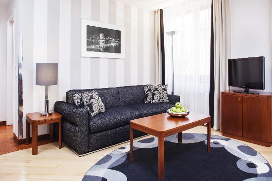 Hapimag Stadtresidenz Budapest: Apartment