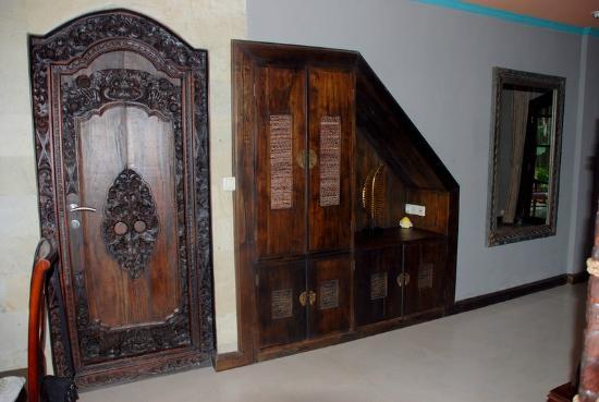 Saudara Home: intérieure de la chambre Tirtagangga