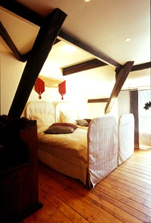 Boutique Hotel Dufays: Chinese/ family room