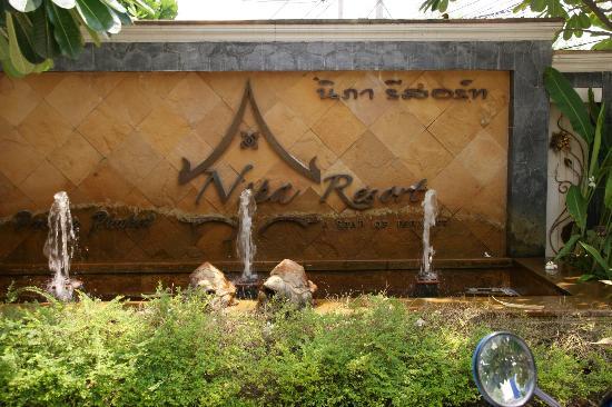 Nipa Resort: hotel