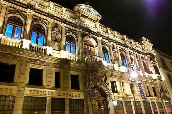 Historic Center (Centro Historico): Casino Español