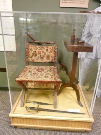 Sophienburg Museum : Exhibit