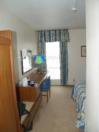 Bedroom Picture Of The St James Hotel Grimsby Grimsby Tripadvisor