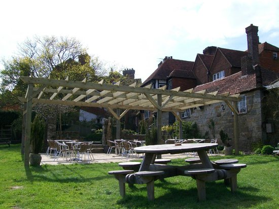 The Kings Arms - Rotherfield: Garden