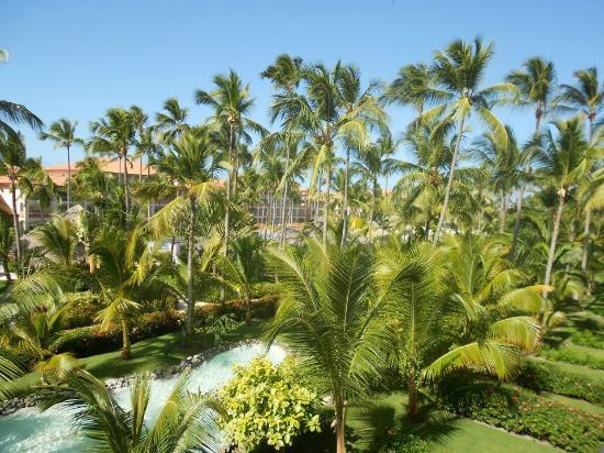 Majestic Colonial Punta Cana: Vista de nosso apartamento