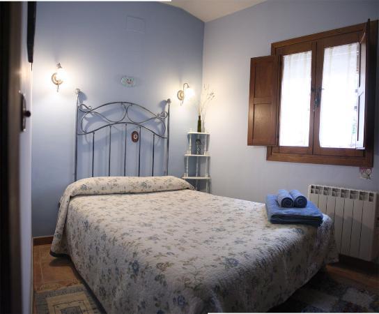 Casa Rural Xalon: Habitación matrimonio Casa Xalón
