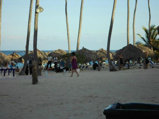Majestic Colonial Punta Cana: Área onde são realizados os casamentos