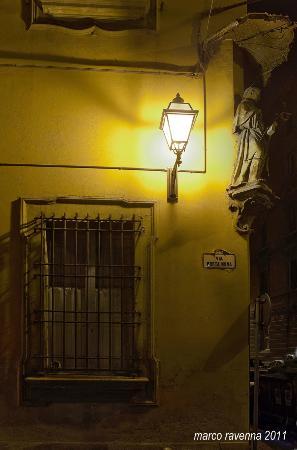B&B La Stradetta: scorcio di via Portanova
