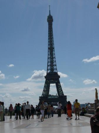 Secrets of Paris Private Tours: eifel paris