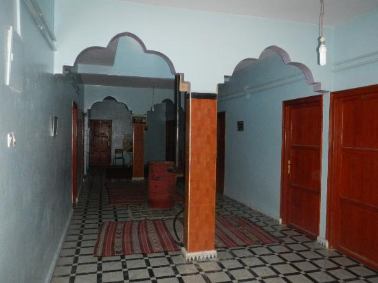 Chez Bassou : 1st floor , rooms entrance