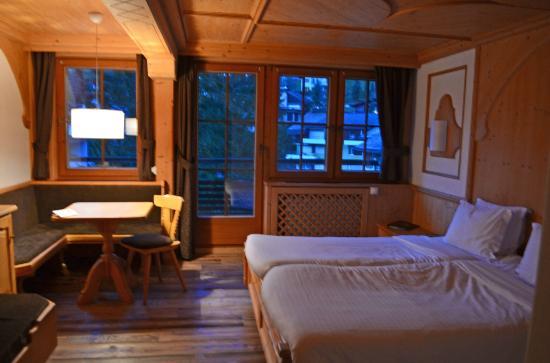 Spannort Hotel & Restaurant: Spannort double room