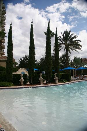 Omni Orlando Resort at Championsgate: Pools were amazing
