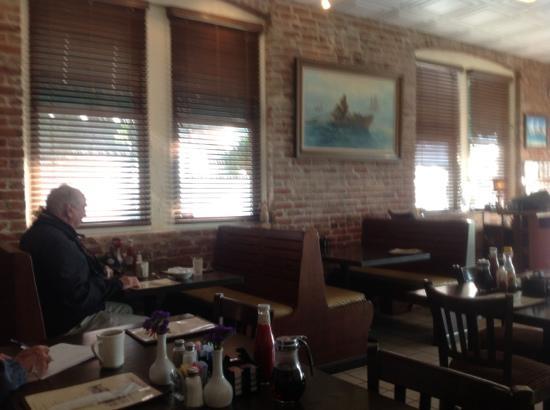 Jason's Corner: Breakfast was great.