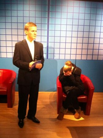 Blackpool, UK: On the jeremy Kyle show :-)