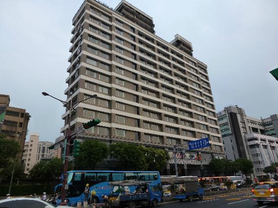 Taipei Garden Hotel: ホテル