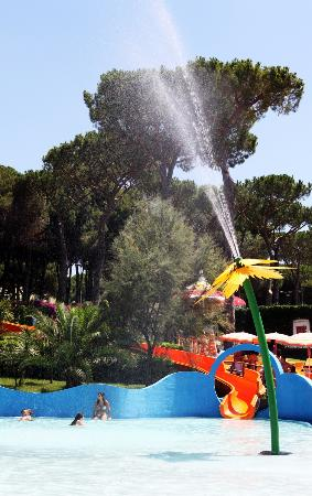 Valle dell'Orso: Spray Park