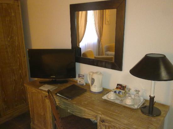 Grand Hotel Minerva: Habitacion