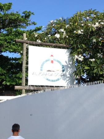 Farol de Itapuã Praia Hotel: insegna