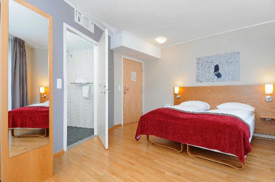 Globus Hotel: Double Room