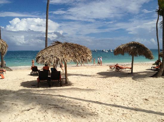 Dreams Palm Beach Punta Cana: Preferred beach