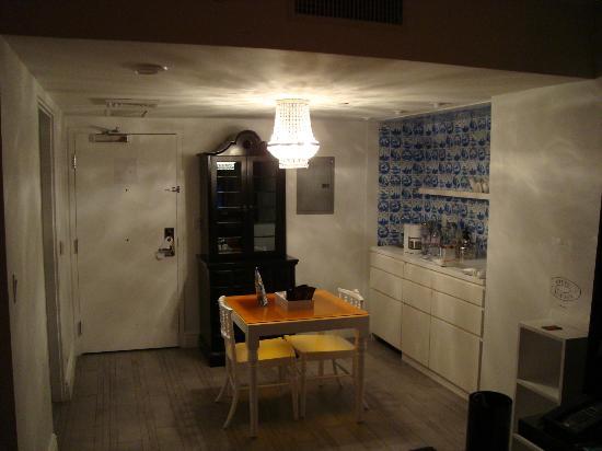 Mondrian South Beach Hotel: Adorei a decoração!!!