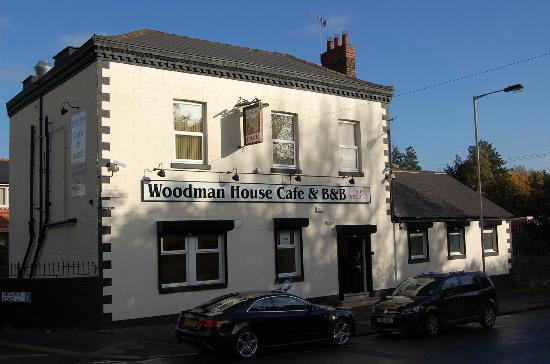 Woodman House Cafe & B&B