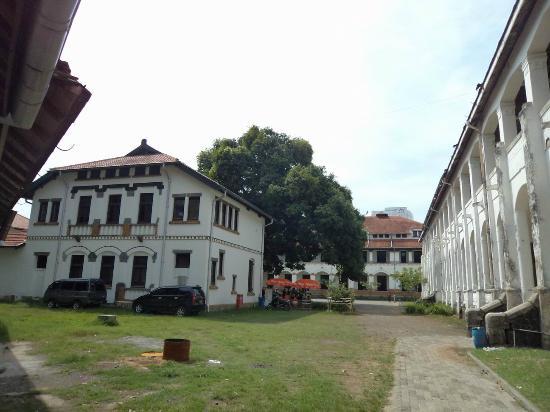 Lawang Sewu Jl Pemuda