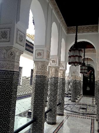 La Mamounia Marrakech : un hotel muy bonito