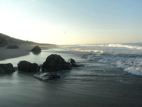 Playa Zicatela : Playa de Zicatela