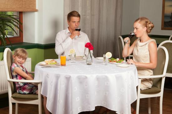 Kaina, Estonia: Dinner