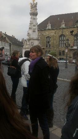 Бесплатные пешие туры по Будапешту: Emma