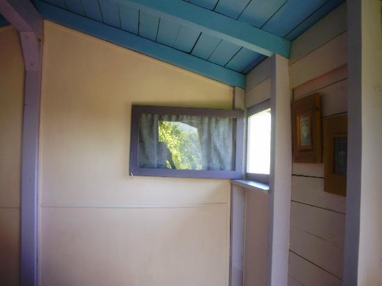 L'Aperegina: La casa sull'albero