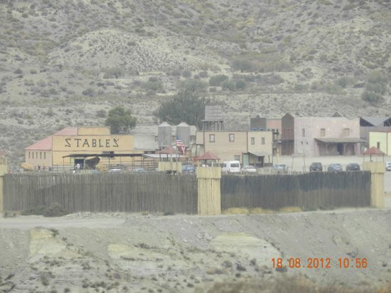 Oasys Mini Hollywood: fort