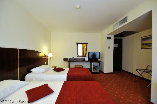 Minerva Hotel: Room 4 stars