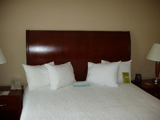 Hilton Garden Inn Winchester: Bed