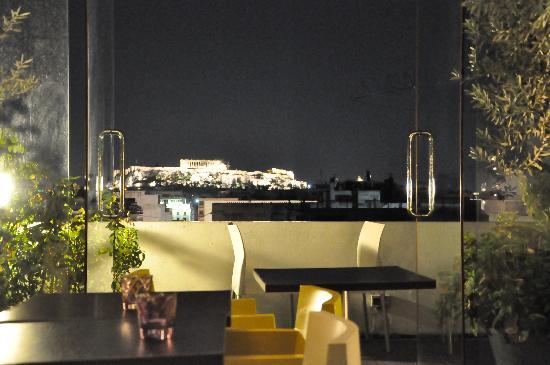 Polis Grand Hotel Vista Dall Ottavo Piano