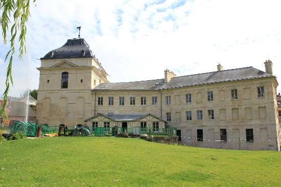 Pavillon de Manse, Moulin des Princes