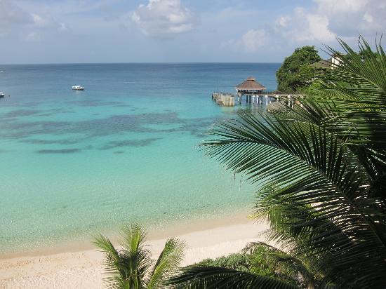 Shangri-La's Boracay Resort & Spa: great view