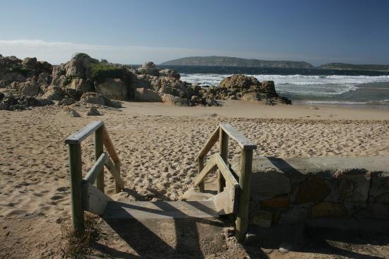 Bliss on Beacon Isle: Beach nearby