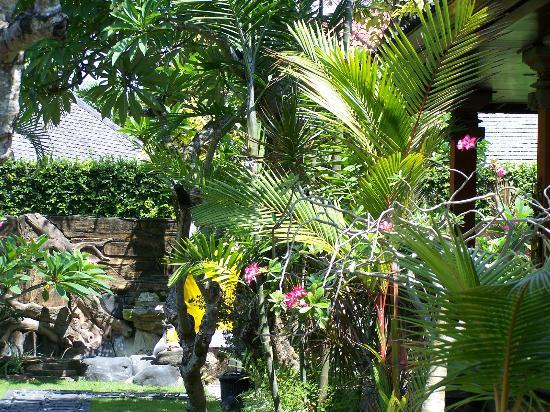 Tirta Ening Agung: de tuin blijft boeien en bloeien