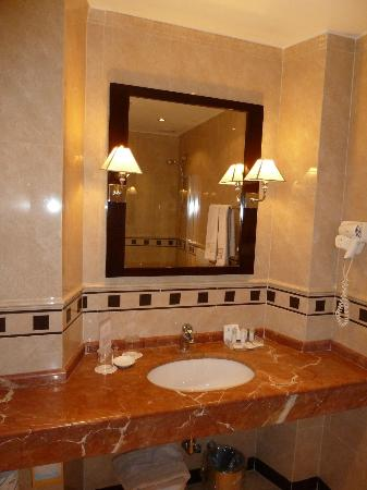 Hotel San Gallo Palace : Bathroom