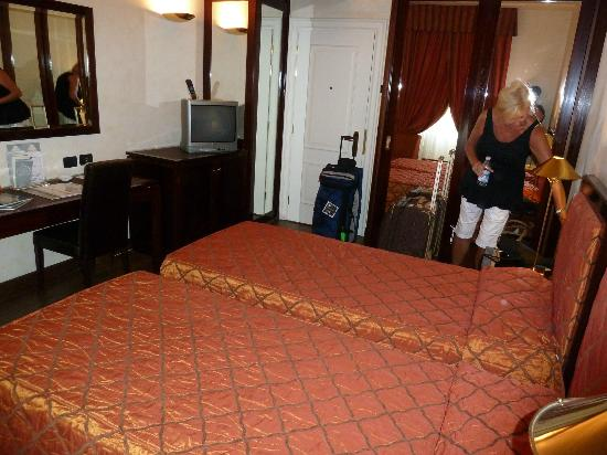 Hotel San Gallo Palace : Twin Room