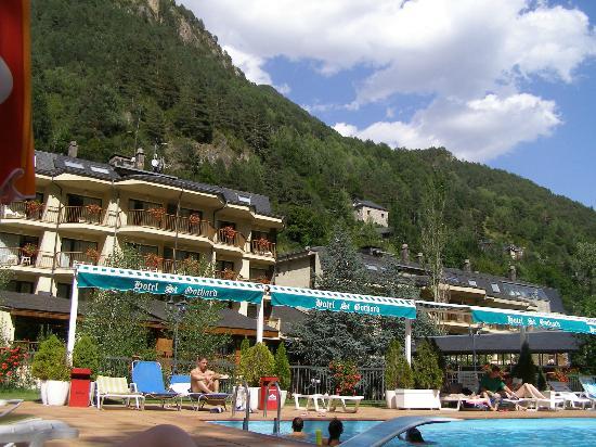 St Gothard Hotel